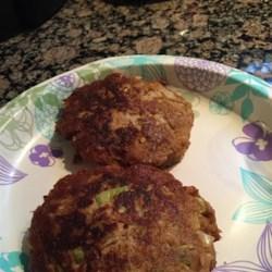 Quick and Savory Tuna Burgers Recipe