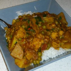 Alicia's Aloo Gobi Recipe