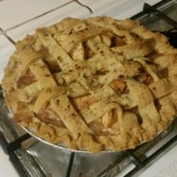 Aunt Shirley's Dietetic Pie Recipe