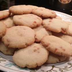Easy Butter Cookies I Recipe