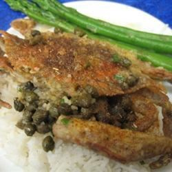 Fried Soft-Shell Crab Recipe