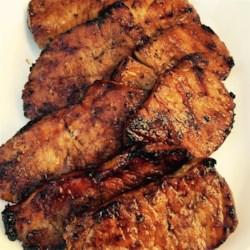 Asian pork chop recipe