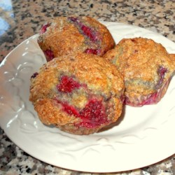 Jacky's Fruit and Yogurt Muffins Recipe