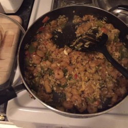 Shrimp Fried Rice I Recipe