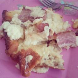 Flaskpankaka (Swedish Pork Pancake) Recipe