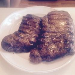 Foolproof Flat Iron Steaks Recipe