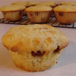 Photo of Orange Chocolate Muffins by S
