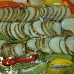 Fantastic Grilled Potatoes Recipe