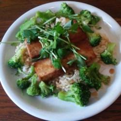 Marinated Tofu Recipe