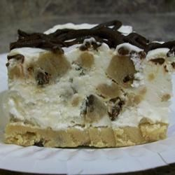 Fluffy Two Step Cheesecake I