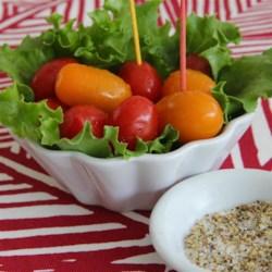 Pepper Vodka Cherry Tomatoes Recipe