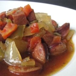 Meaty Slow Cooker Jambalaya Recipe