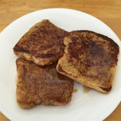 cinnamon accented french toast printer friendly