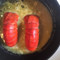 Orange Lobster Tail Recipe