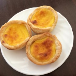 Portuguese Egg Tarts Recipe