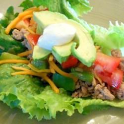 Lettuce Leaf Tacos Recipe