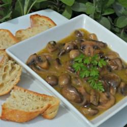 Jean's Marinated Mushrooms Recipe