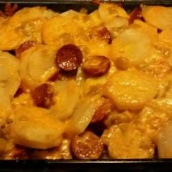 Sausage Potato Stuff Recipe