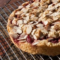 Raspberry Almond Coffeecake Recipe