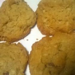 Peanut Butter Crunch Cookies Recipe