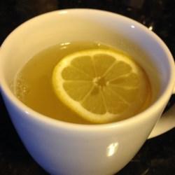 Hot Lemonade Recipe