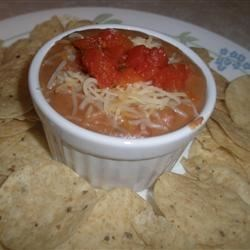 Zesty Bean Dip Recipe