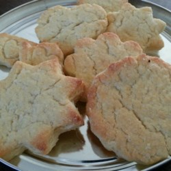 Lemon Biscuits Recipe
