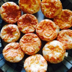 Brazilian Cheese Puffs (Pao de Queijo) Recipe