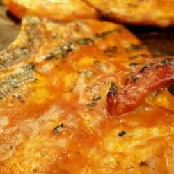 Glazed Grilled Pork Chops Recipe