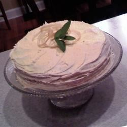 Aunt Mary's Vanilla Frosting Recipe