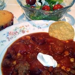 Photo of Pumpkin Chili Mexicana by Libby's® Pumpkin