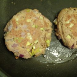 Quick and Savory Tuna Burgers Recipe