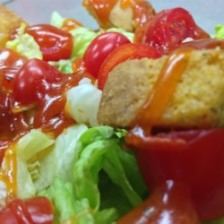 Red Salad Dressing Recipe