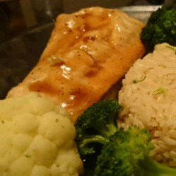Salmon Twist Recipe