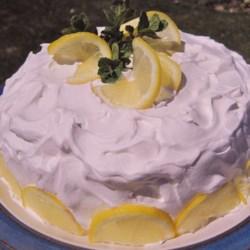 Lemonade Cake I Recipe