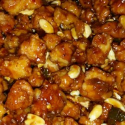 Crispy Kung Pao Chicken Recipe