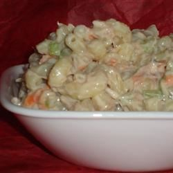 Cold Tuna Macaroni Salad Recipe