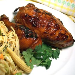 Tasty Grilled Hoisin Chicken Recipe