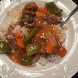 Kimmy's Favorite Sweet and Sour Chicken Recipe