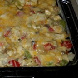 Fast and Easy Chicken Tetrazzini Recipe