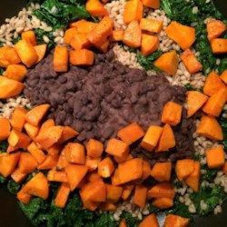 The West Seattle Sweet Potato and Kale Bowl Recipe