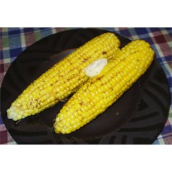 Tasty BBQ Corn on the Cob