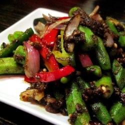 Malaysian Lady Fingers (Okra) Recipe