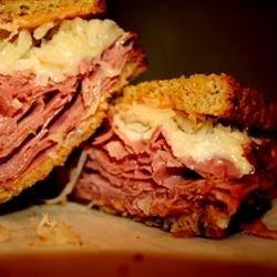 Reuben Sandwich I Recipe