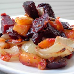 Roasted Beets 'n' Sweets Recipe