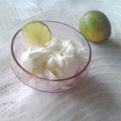 Coconut-Lime Sorbet Recipe