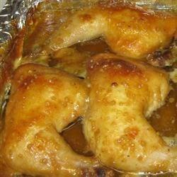 Baked Honey Chicken