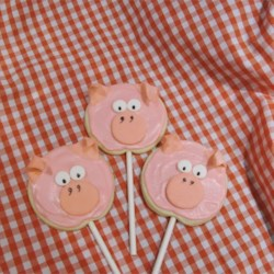 This was my birthday treat for my second grade class, and a follow up to Charlotte's Web.