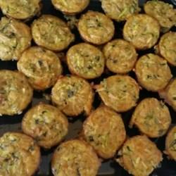Delectable Zucchini Bites Recipe
