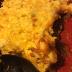 Classic Hamburger Pie Recipe